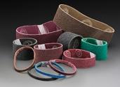 Norton Bear-Tex Non-Woven Surface Finishing Belts