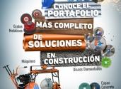 Un completo portafolio del mundo de la construcción