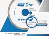 Disco diamantado Pro Continuo