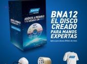 Discos de corte BNA 12