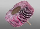 Norton Quantum R928 Pink Flap Wheel