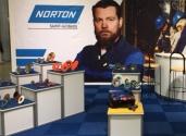 Norton gjorde succé på svetsmässan 2018