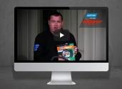 Norton Clipper kakelsåg TR202 demonstrationsvideo