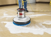 Blue Super Clean General Purpose Floor Pad