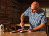 How To - DIY - Sharpening Planer Blades & Chisels