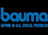 Besuchen Sie uns auf der bauma 2019