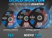 Te presentamos la familia de discos con tecnología Quantum