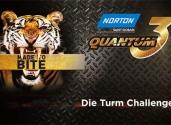 Norton Quantum3 Turm-Challenge