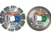 X-Lock Diamantscheiben für Winkelschleifer
