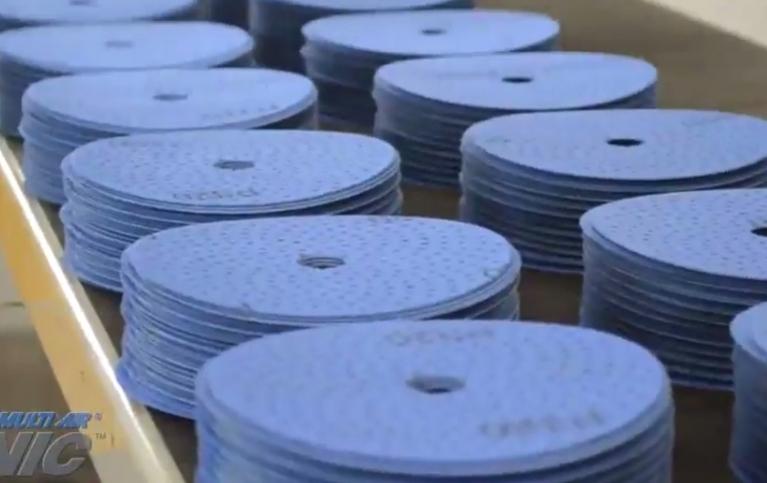 Norton MultiAir Cyclonic Paper Discs