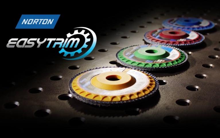 ściernice lamelkowe Norton EasyTrim