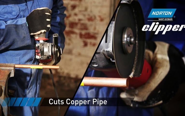 Norton Clipper Multi Material
