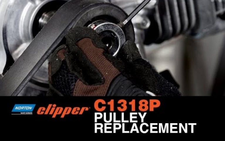 norton_clipper_replace_the_pulley_on_c1318p_105911e04a442f4