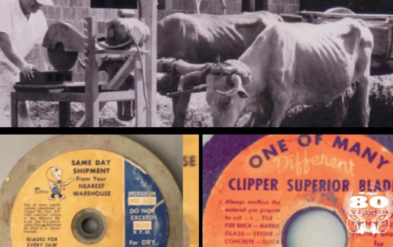80 lat Norton Clipper