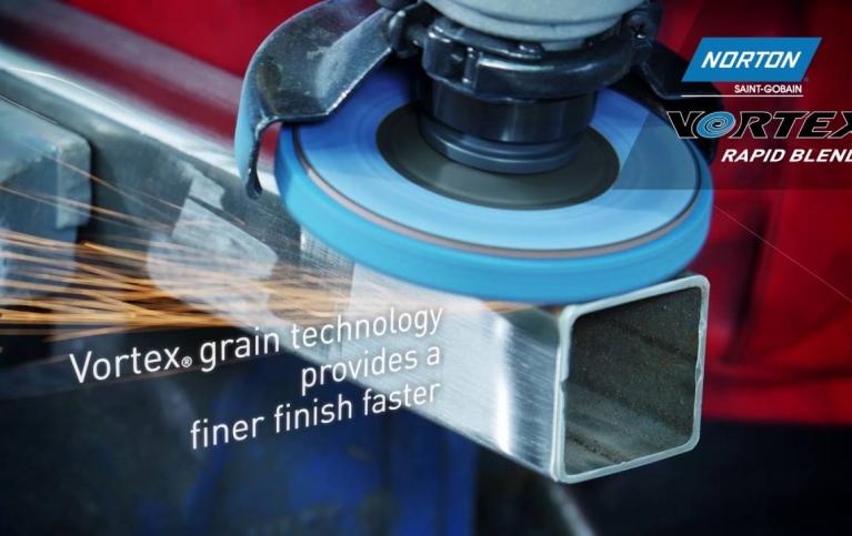 Vortex Rapid Blend dla przemysłu metalurgicznego
