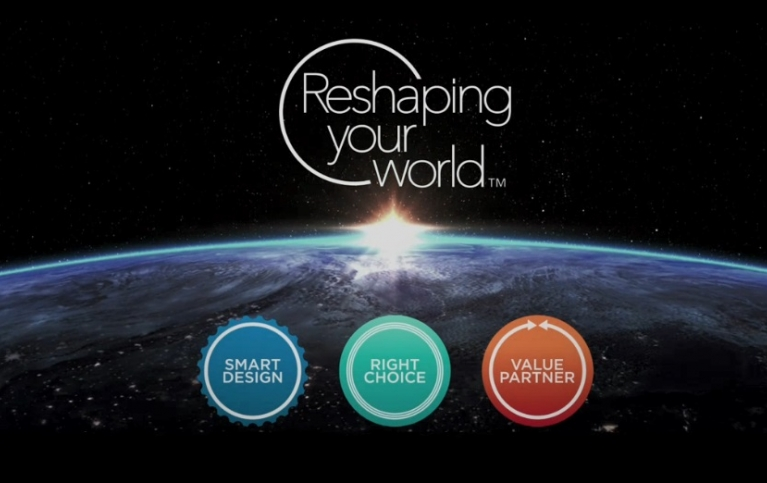 reshaping your world