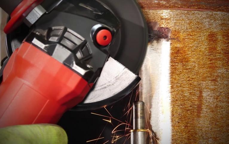 Soluções para Rebarbadoras Angulares - desbaste leve