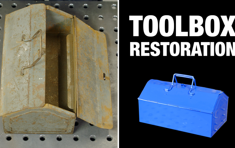 Toolbox Restoration