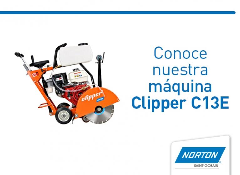 maquina clipper c13e