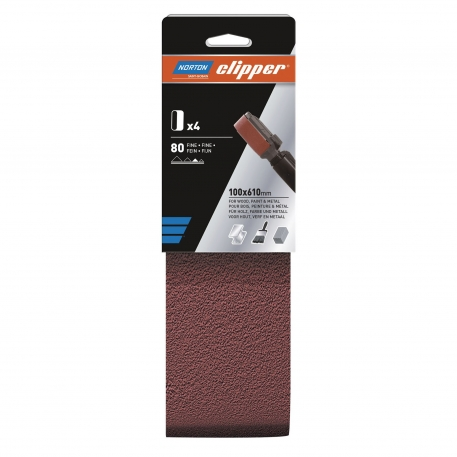 Clipper - Portable Belts Sanding