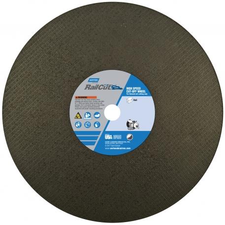 "Details about  /Borazon 1A1R Cut Off Steel Wheel 14"" x .0750 x 1-1//4"" New 100 Grit U.S.A."