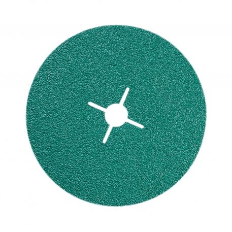 Fiberschleifscheiben F975 Greenlyte Schleifen