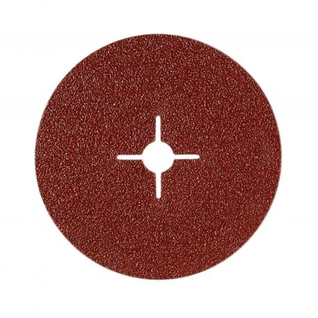 F100 - Disques fibres Gros enlèvement de matière