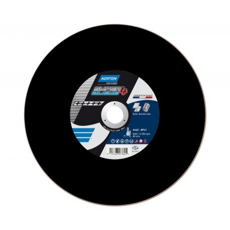 SUPER BLEUE 5 pour stationnaire / tronçonneuse fixe Tronçonnage sur métal Tronçonnage