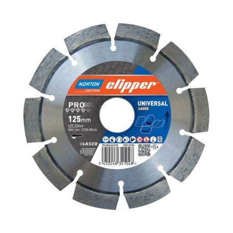 Norton Clipper Pro Universal Laser Diamond Blade Cut-Off