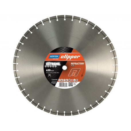 Tarcze diamentowe- EXTREME RC400 Przecinanie