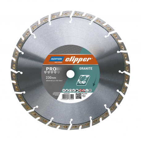 70184601172 Extreme Granite 230 x 22,23mm