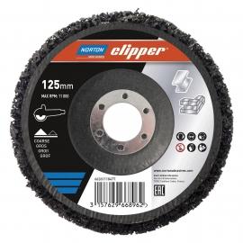 Disques Rapid Strip avec support Clipper Décapage
