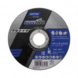 Norton Blue Fire Ultra Thin Multipurpose Cutting Disc Ultra Thin Cut-Off