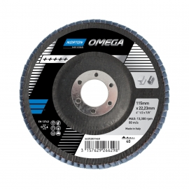 OMEGA - Discos de láminas Rectificado
