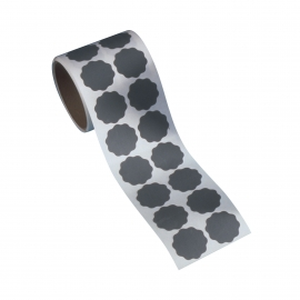 Black Ice - Self adhesive Discs Surfacing