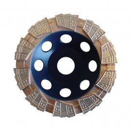 Diamentowa ściernica garnkowa - PRO CG Szlifowanie