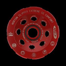 Diamentowa ściernica garnkowa - EXTREME CG COMFORT Szlifowanie