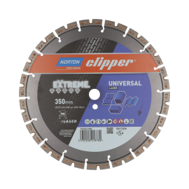 Norton Clipper Extreme Universal Diamond Blade Cut-Off