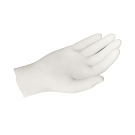 Latex gloves None