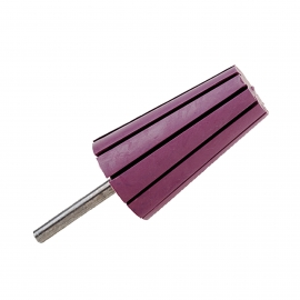 Purple Mandrel Sanding