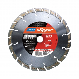 Norton Clipper Extreme Beton Diamond Blade Cut-Off