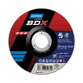 Afbraamschijf - BDX - Metaal/Inox Afbraamschijven