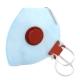 66261087592 Máscara descartável PRO PFF1 com Valvula (Ang 2)
