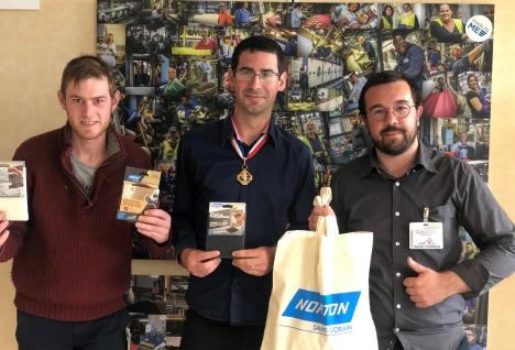 Gagnants du concours 20K Norton