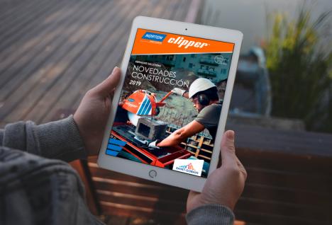 Catálogo Norton Clipper para el mercado de la construcción 2019