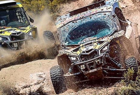 Norton Varela'daki Dakar Rally 2018 şampiyonunun sponsoru oldu