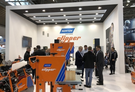 stand norton clipper a bauma 2019