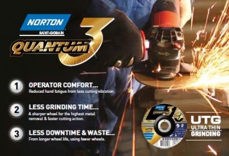 Discos ultra finos Norton Quantum3 UTG