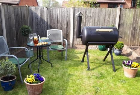 build barbeque build