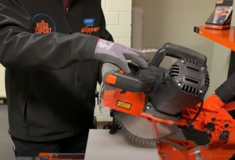 main features of mitre saw
